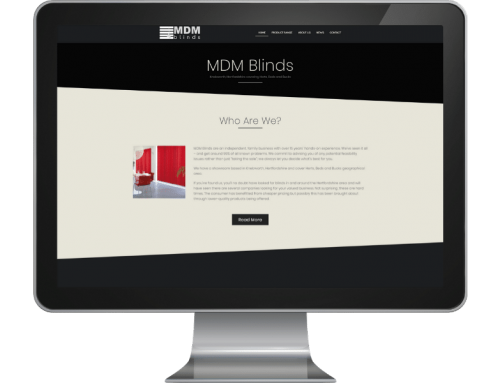 MDM Blinds, Knebworth