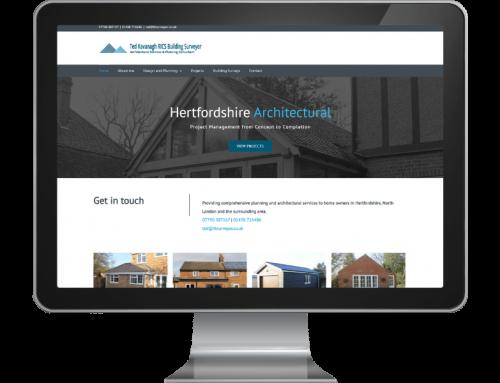 Hertfordshire Architectural, Tewin